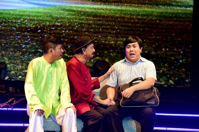 Gia Bao bi nghi da xeo Tran Thanh 'cong' nhung van lay vo hinh anh 5