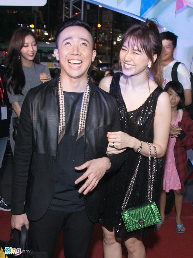 Tran Thanh: 'Toi va Hari Won dat duoc thoa hiep moi cuoi' hinh anh 2