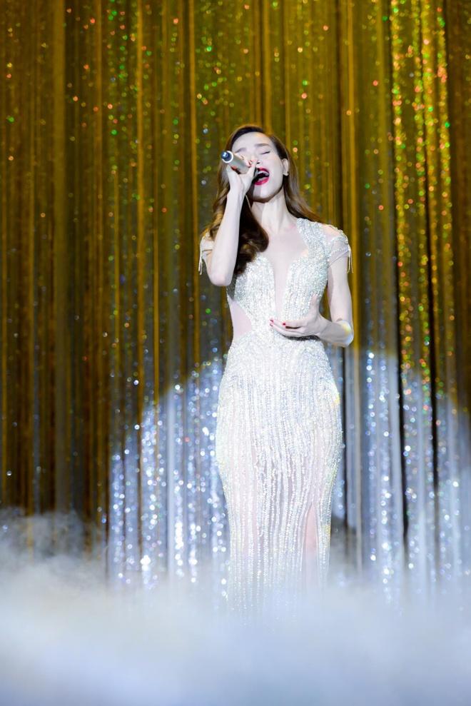 Live show ruc ro sac mau cua Dam Vinh Hung o Nha Trang hinh anh 7