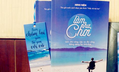 'Lam nhu choi' ban duoc 20.000 ban sau 3 thang phat hanh hinh anh