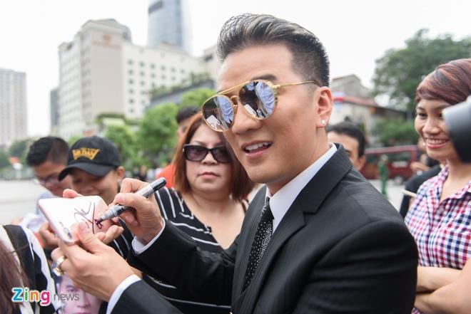 Cuong Do la va Ha Ho cung tham gia MV cua Mr. Dam anh 8