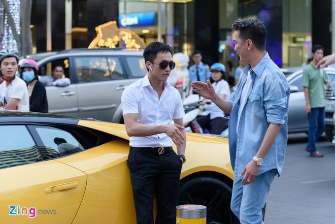 Cuong Do la va Ha Ho cung tham gia MV cua Mr. Dam anh 2