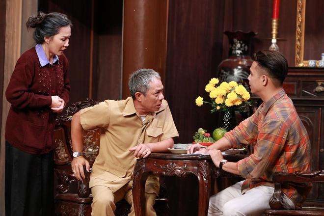 Truc Nhan goi Hoai Linh la 'thang' tren song truyen hinh hinh anh 7