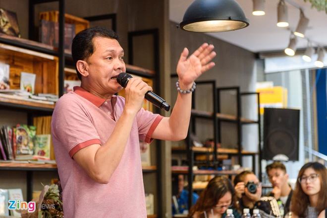 NSUT Huu Chau: 'Xem the gioi dong vat con hon xem game show' hinh anh 1
