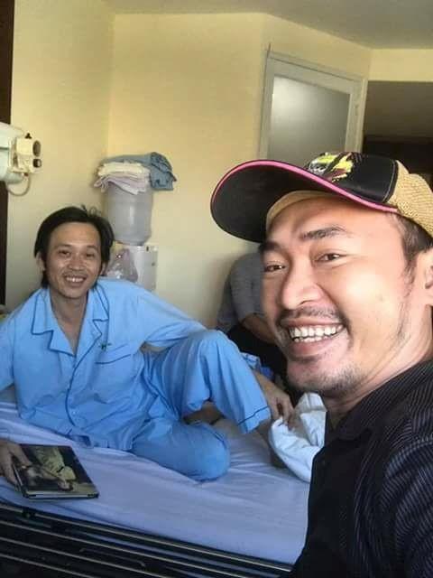 Hoai Linh di dien sau khi suc khoe binh phuc anh 2