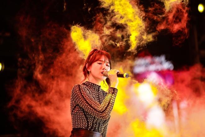 Hari Won chia se mong muon som co con hinh anh 4