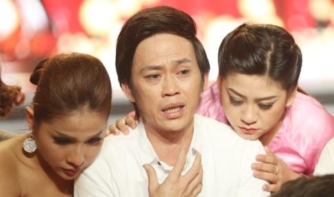 Hoai Linh: 'Khi bi benh, toi tu trang diem va khoc mot minh' hinh anh