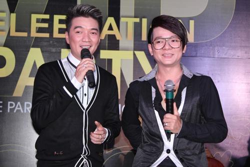 Vu Ha: 'Ghet Dam Vinh Hung vi hat giong Thanh Lam' hinh anh 1