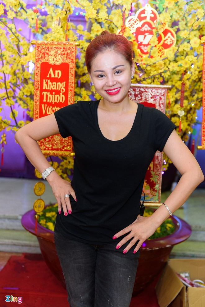 Le Giang: 'Song voi Duy Phuong, toi bi nhieu tran don' hinh anh 2
