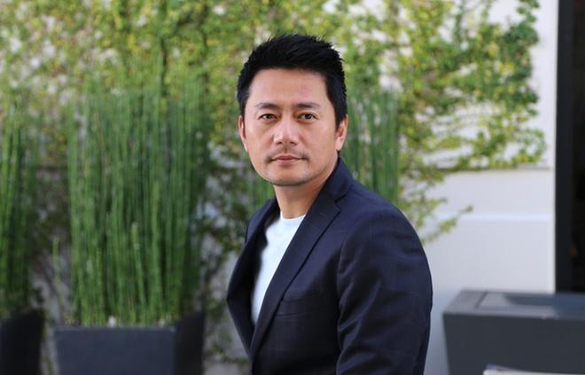 Truong Minh Cuong bi gay tay khi dong phim anh 1