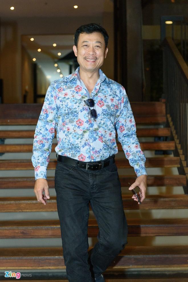 Chi Tai dua vo di tiec Truong Giang anh 4