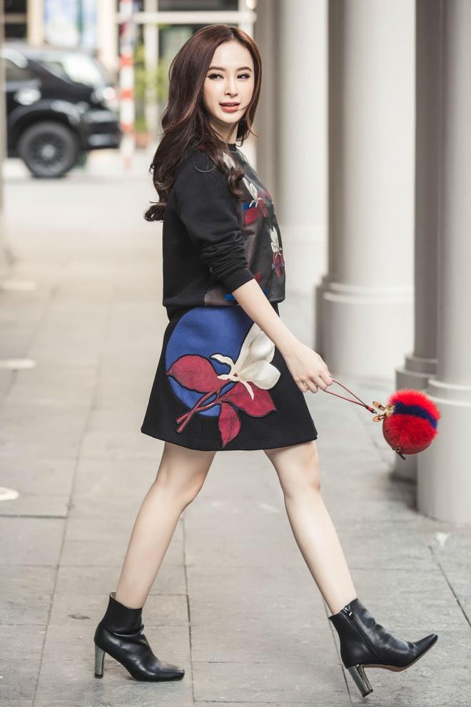 Angela Phuong Trinh sanh dieu xuong pho anh 1