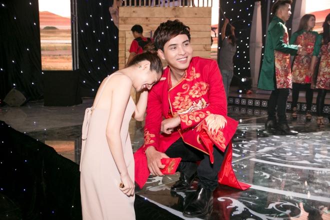 Bao Anh va Ho Quang Hieu vuong nghi van truc trac tinh cam hinh anh 2