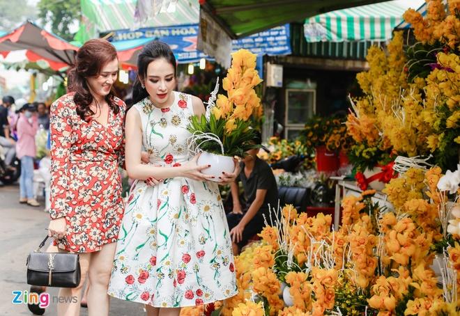 Angela Phuong Trinh don Tet o can ho moi mua hinh anh 9