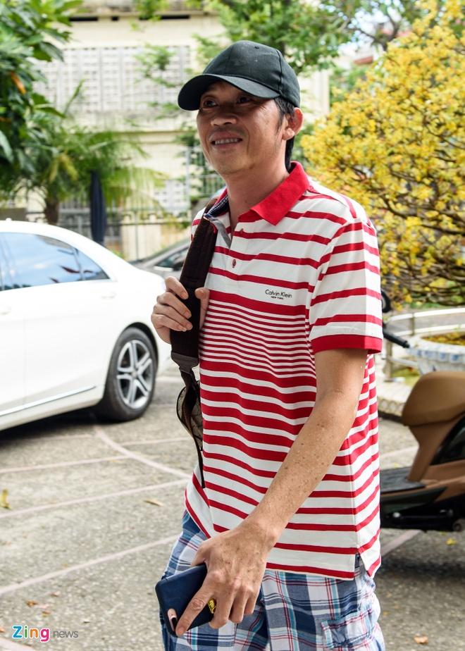 Hoai Linh gian di di tap kich cung Truong Giang, Tran Thanh hinh anh 1