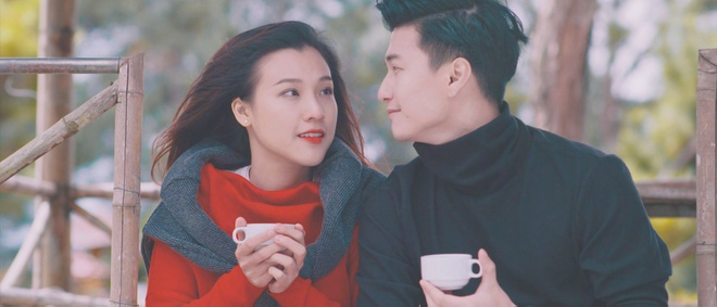 Huynh Anh tinh cam voi ban gai a hau trong MV moi hinh anh 1