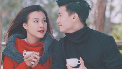 Huynh Anh tinh cam voi ban gai a hau trong MV moi hinh anh