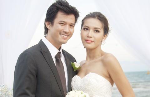 Ha Viet Dung vat va hon Minh Tu trong phim hinh anh