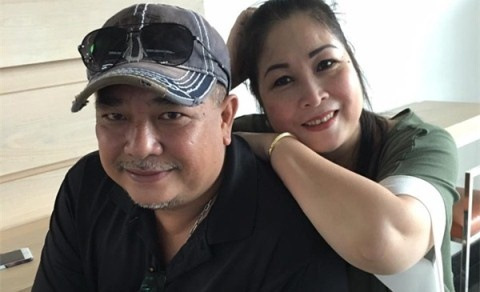 'NSND Hong Van va Le Tuan Anh la troi sinh mot cap' hinh anh