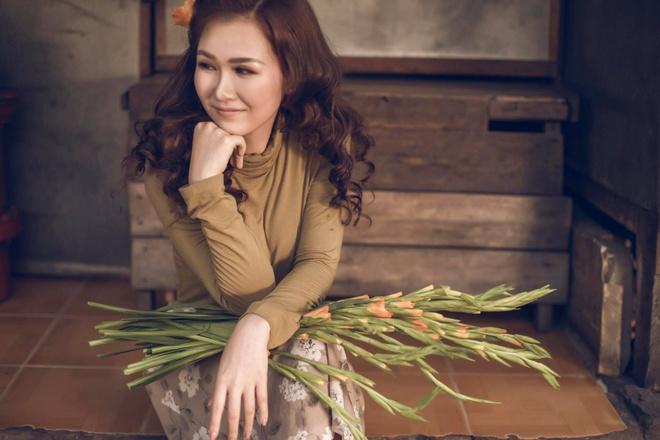 Vo Ha Tram ra mat ca khuc 'Them yeu' trong ngay Valentine hinh anh 1