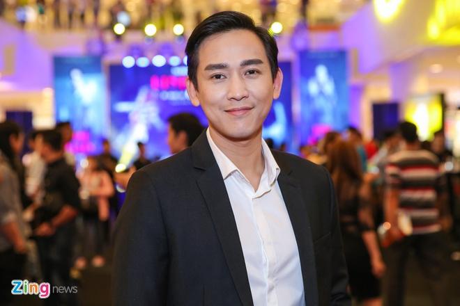 Dan sao Viet long lay tai buoi ra mat phim 'Linh duyen' hinh anh 9