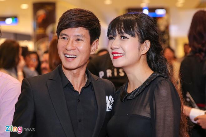Dan sao Viet long lay tai buoi ra mat phim 'Linh duyen' hinh anh 8