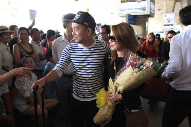 Thanh Thao va ban trai Viet kieu anh 6