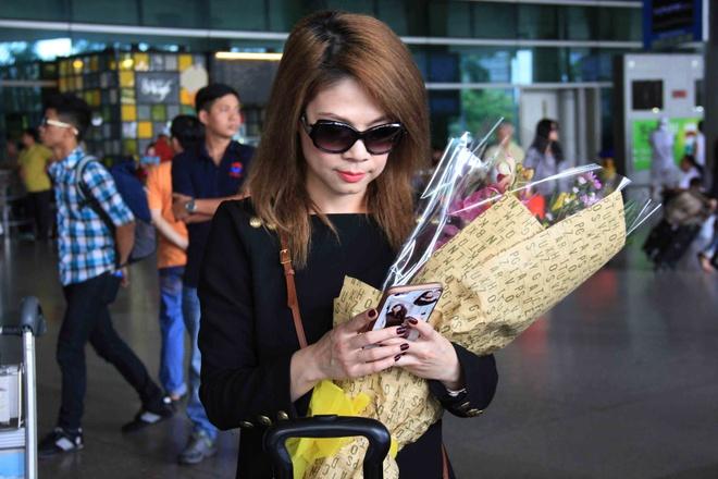 Thanh Thao va ban trai Viet kieu anh 5