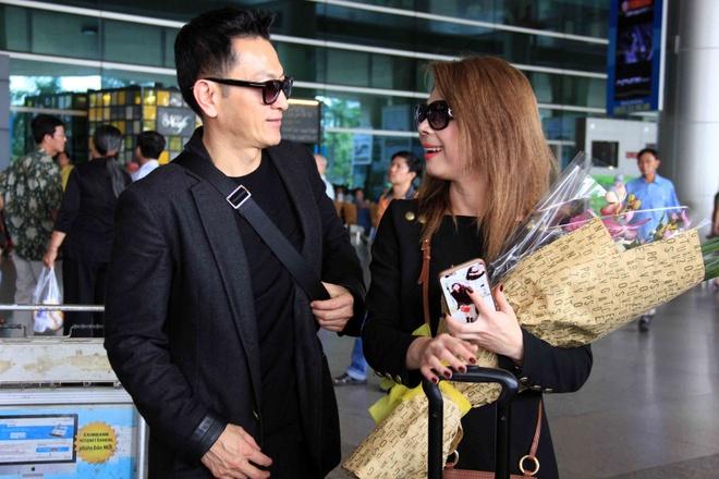 Thanh Thao va ban trai Viet kieu anh 2