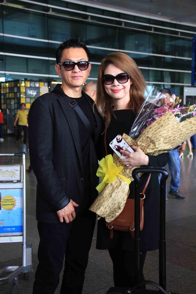 Thanh Thao va ban trai Viet kieu anh 3