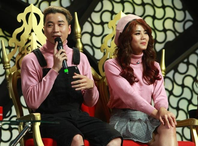 Rapper Karik thua nhan yeu Dam Phuong Linh hinh anh 1