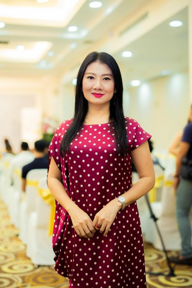 Guong mat Duong Yen Ngoc la lam trong su kien hinh anh 6