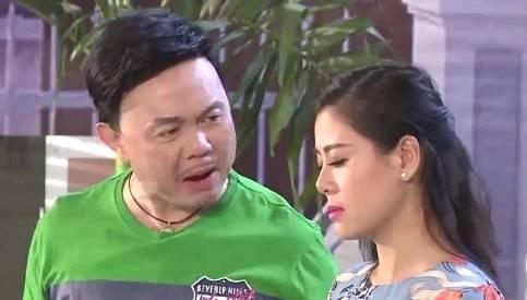 Chi Tai ghen voi 'Kieu nu lang hai' Nam Thu trong game show hai hinh anh
