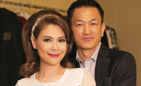 Thanh Thao va ban trai Viet kieu se cuoi tren bai bien hinh anh