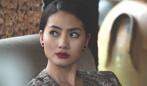 Ngoc Lan thu doan, tra thu gia dinh Minh Luan trong phim hinh anh