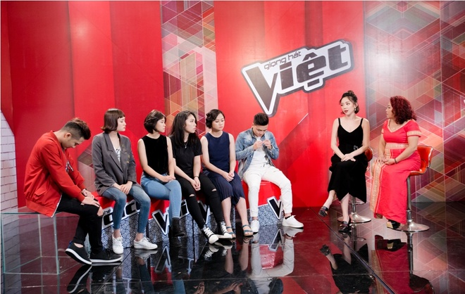 Siu Black co van cho doi Toc Tien o The Voice anh 2
