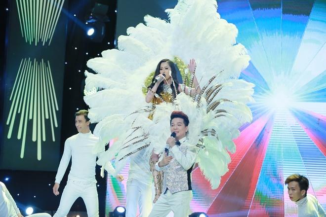 Thanh Ha, Ly Hung che Vu Ha tham lam trong dan dung hinh anh 4