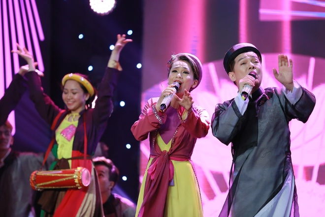 Thanh Ha, Ly Hung che Vu Ha tham lam trong dan dung hinh anh 3