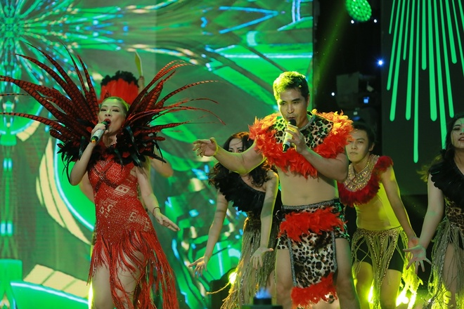 Thanh Ha, Ly Hung che Vu Ha tham lam trong dan dung hinh anh 2