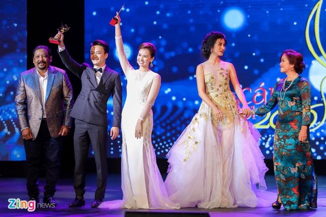 Hong Anh, Nguyen Khang bi nhan xet la MC tham hoa o Canh dieu 2017 hinh anh 3