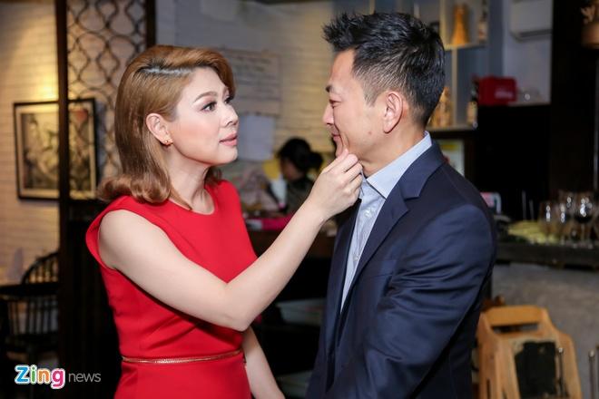 Thanh Thao: 'Ban trai lam 6 ban tiec gioi thieu toi voi gia dinh' hinh anh 3