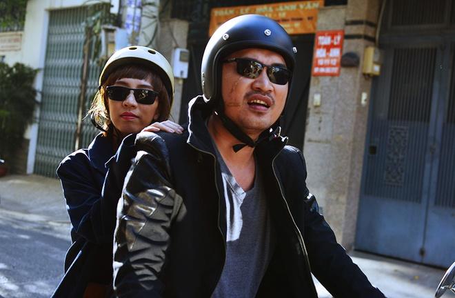 Kieu Minh Tuan lam ong trum trong phim 'Chi Pheo ngoai truyen' hinh anh 1