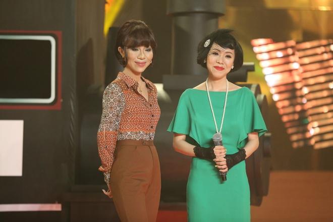 Nhac si Duc Huy va Phuong Dung nhan xet trai chieu tren ghe nong hinh anh 2
