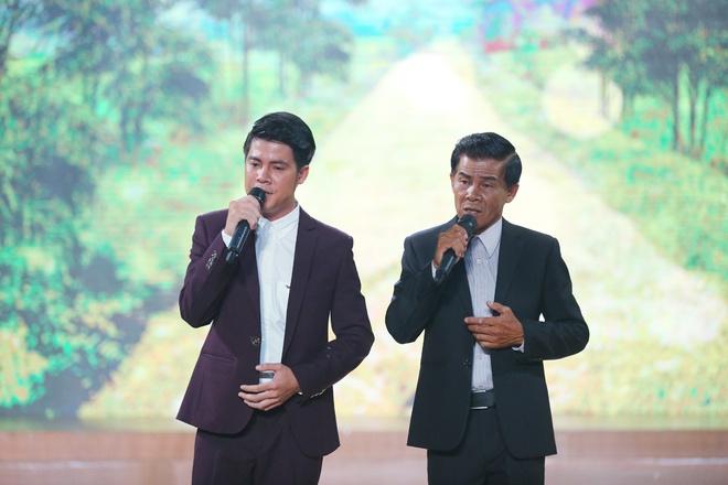 Nhac si Duc Huy va Phuong Dung nhan xet trai chieu tren ghe nong hinh anh 8