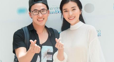 Ha Tri Quang vuong 'tinh chi duyen em' voi Cao Thai Ha trong phim moi hinh anh