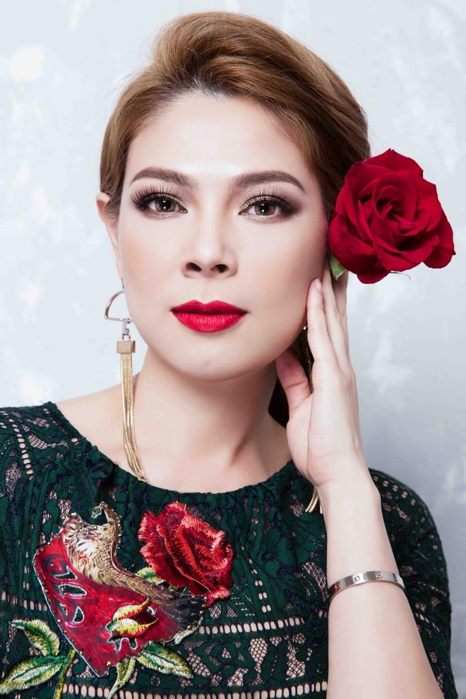 Thanh Thao lan dau thuc hien album Bolero remix hinh anh 1