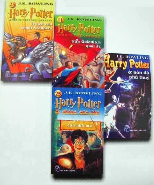 Chuyen dua Harry Potter ve Viet Nam anh 2