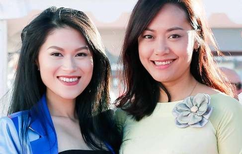Hong Anh, Ngoc Thanh Tam du Gian Viet Nam o LHP Cannes 2017 hinh anh