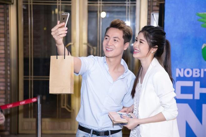 Truong Quynh Anh, Tim dua con trai di xem phim sau khi ly hon hinh anh 3