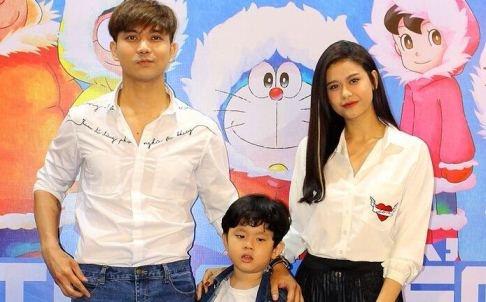 Truong Quynh Anh, Tim dua con trai di xem phim sau khi ly hon hinh anh